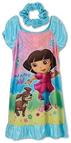 Nickelodeon Puppy Girls Nightgown Sizes product image