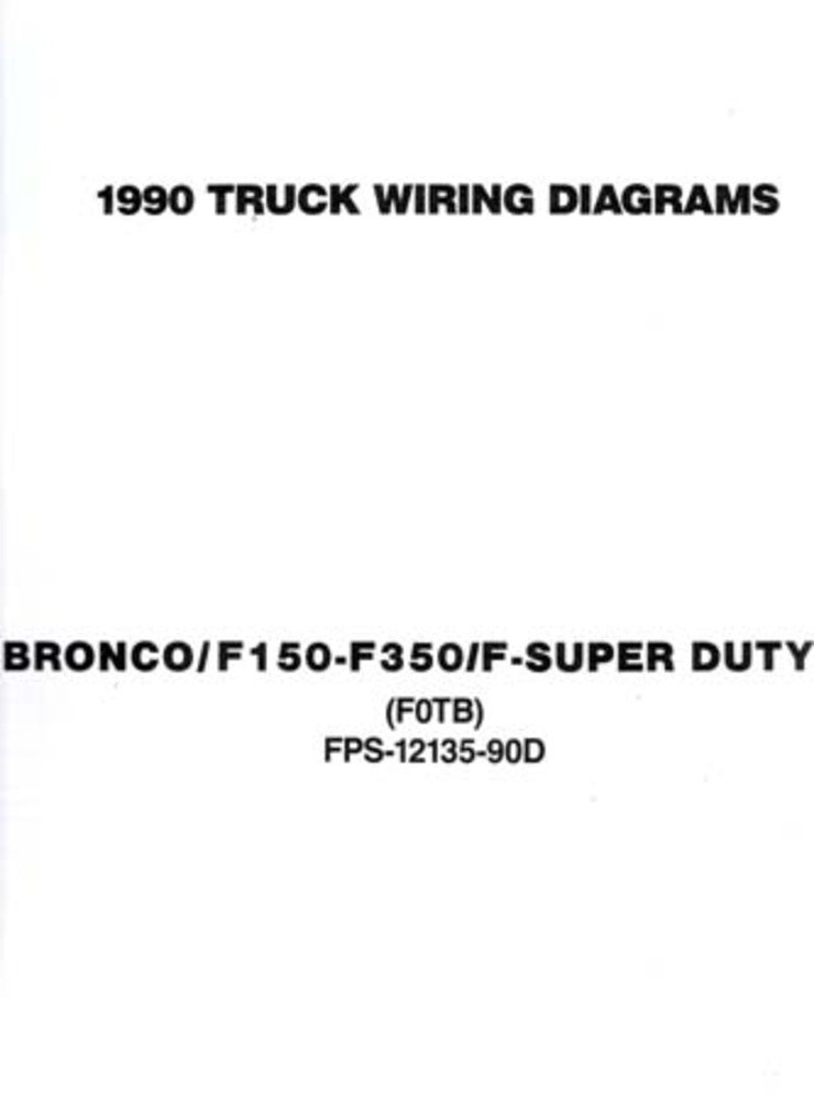 Sensational Amazon Com Bishko Automotive Literature 1990 Ford F 150 To F 350 Geral Blikvitt Wiring Digital Resources Geralblikvittorg
