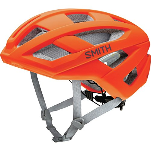 Smith Optics 2017 Adult's Route MIPS Bike Helmet - HB17 (Matte Neon Orange. - Small) by Smith