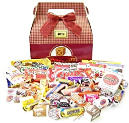 Candy Crate 1940\'s Retro Candy Gift Box