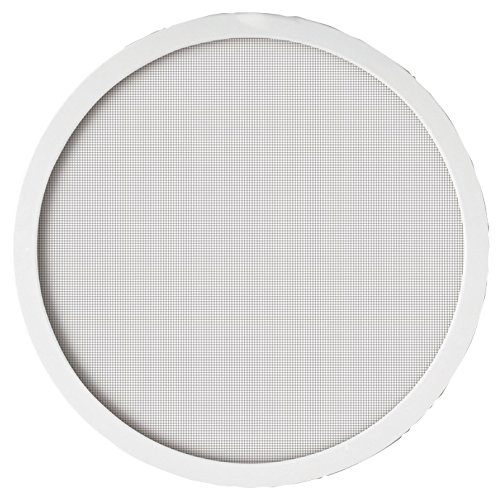 Fan-Tastic Vent K2035-81 Pop 'N Lock Screen - White