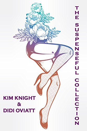 Book: The Suspenseful Collection Volume One - Eight Suspenseful Short Stories Across Multiple Genres by Didi Oviatt