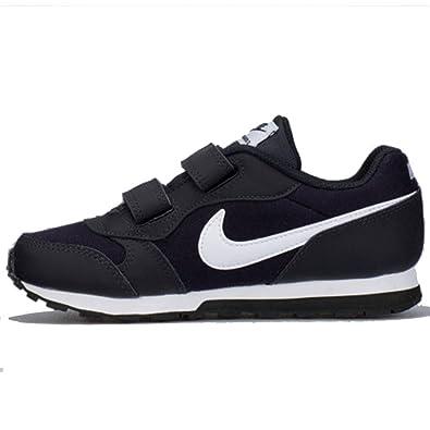 half off 61080 d22b1 Nike MD Runner 2 (PSV), Chaussures de Running Compétition garçon,  Multicolore (