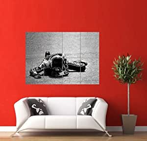 barry sheene giant panel poster art print picture pr038 posters prints. Black Bedroom Furniture Sets. Home Design Ideas