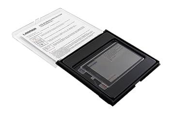 GGS IV - Protector de pantalla LCD de cristal óptico para cámara ...