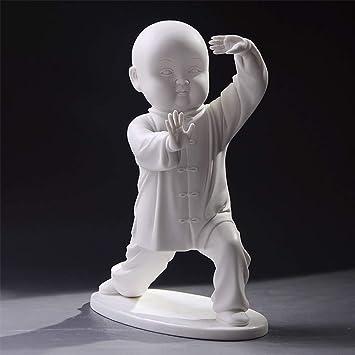 Hauptverzierung Keramik im orientalischen Stil Taiji Kung fu ...
