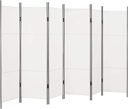 Folding Screen Room Divider Double Sided Privacy Panel Separator Paravent Colour