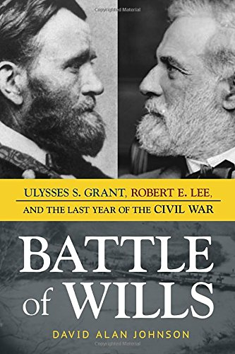 a comparison of grant and lee Robert e lee and ulysses s grant re-enactors in appomattox  might be and  was told to look in the mirror and compare it with a photo of lee.