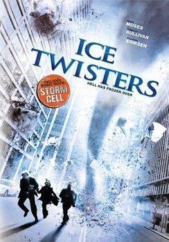Ice Twisters (With bonus film Storm Cell) [DVD] [Region 1] [US Import] [NTSC] ()