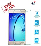 CEDO Anti Shatter Tempered Glass Screen Protector for Samsung Galaxy On7 Pro and Samsung Galaxy On7