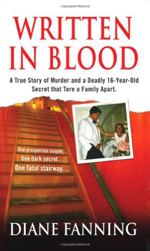 book cover of Written in Blood