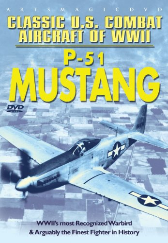 Classic U.s. Aircraft Of Wwii - P51 Mustang