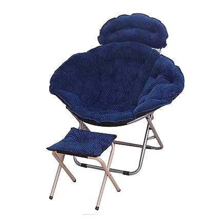 Tremendous Amazon Com Yxyh 2Pcs Bean Bag Chair Padded Leisure Moon Machost Co Dining Chair Design Ideas Machostcouk