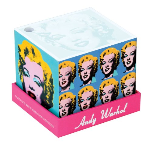 Andy Warhol Marilyn Memo ()
