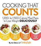 Cooking that Counts: 1,200- to 1,500-Calorie Meal Plans Review and Comparison