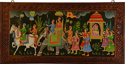 Alian Indian Traditional Painting Standard product image