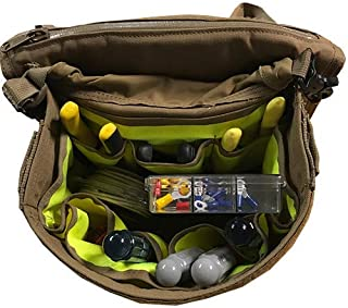 product image for Atlas 46 Benjamin Electrician/Technician Bag - Coyote | MADE IN THE USA