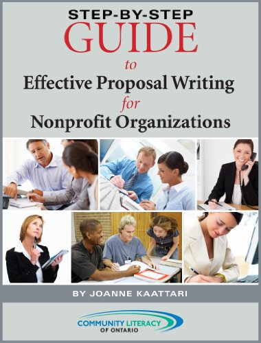amazon com step by step guide to effective proposal writing for