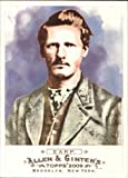 #9: 2009 Topps Allen and Ginter Baseball Card #234 Wyatt Earp Near Mint/Mint