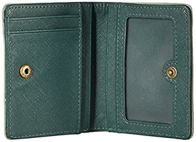 Fossil Emma Rfid Mini Wallet Misty Jade Wallet