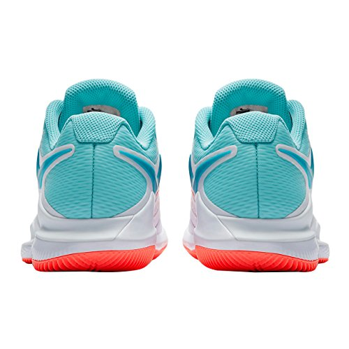 Aa8027 Tennis Air De Chaussures Vapor 104 X Nike 39 Blanc Zoom Femme fWE8w4n