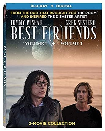 Amazon com: Best Friends Volumes 1 and 2 [Blu-ray]: Tommy