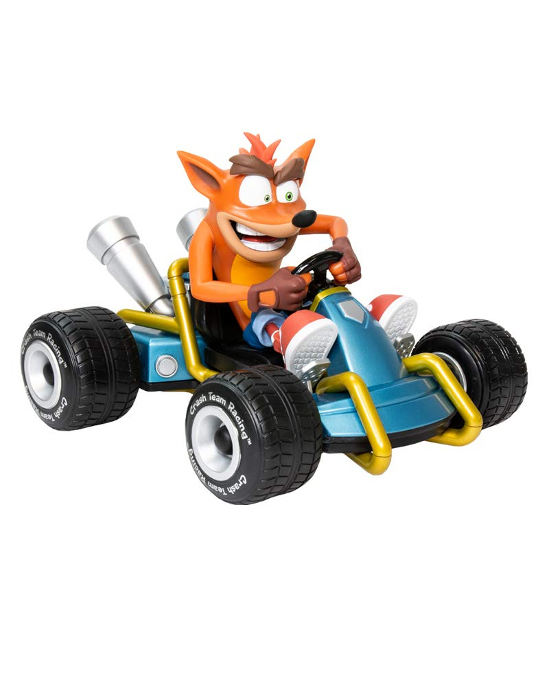 Crash Team Racing, Official Crash Bandicoot Merchandise - CTR Nitro-Fueled Incense Holder/Burner Collectible by Crash Bandicoot (Image #1)