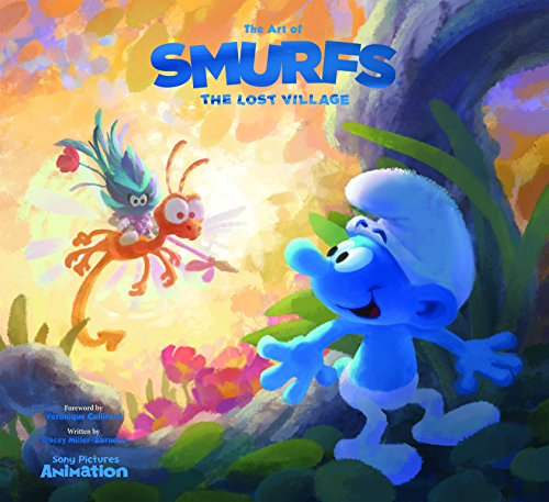 the-art-of-smurfs-the-lost-village