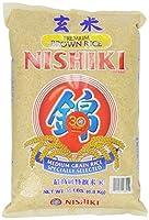 Nishiki Premium Brown Rice, 15-Pounds Bag from Nishiki