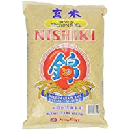Nishiki Premium Brown Rice, 15-Pounds Bag