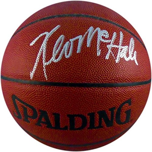 Kevin McHale Autographed Basketball - Autographed ()