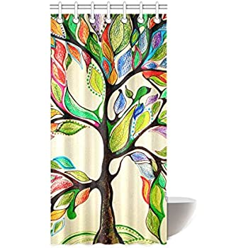 Amazon.com: Uforme 36 Inch by 72 Inch Environmentally PEVA Shower Curtain Mildew Resistant and