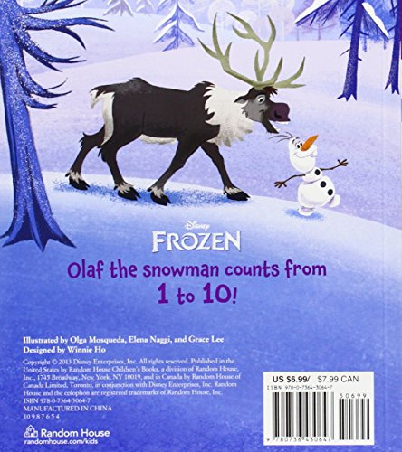 OLAF'S 1-2-3