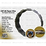 Bobco Metals 2 Pack Razor Wire - CBT 65-33 Loops