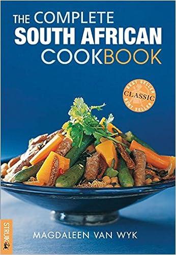 The Complete South African Cookbook: Amazon.de: Magdaleen Van Wyk ...