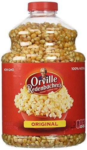 Orville Redenbacher Gourmet Popcorn, Jar-45 OZ
