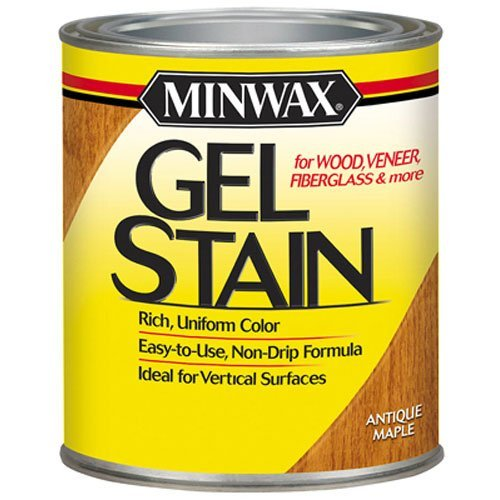 Minwax 66030000 Gel Stain, quart, Antique ()