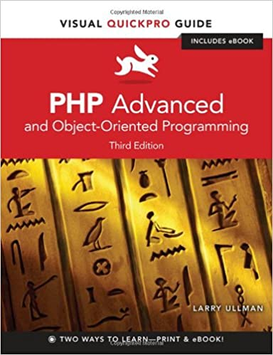 PHP Advanced And Object-Oriented Programming: Visual QuickPro Guide (3rd Edition) Mobi Download Book
