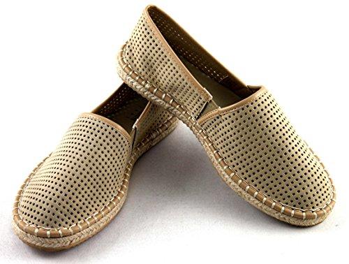 Jeans da donna beige Espadrilla Armani R1qwxdzTz