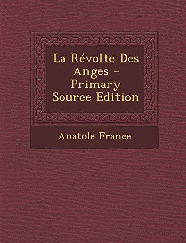 La Revolte Des Anges [Pdf/ePub] eBook