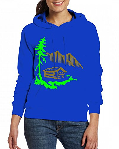 Womens Design Hoodies Landscape Custom Alps Hooded dqwgad0A