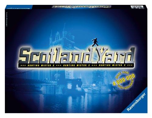 Ravensburger Scotland Yard - Family Game