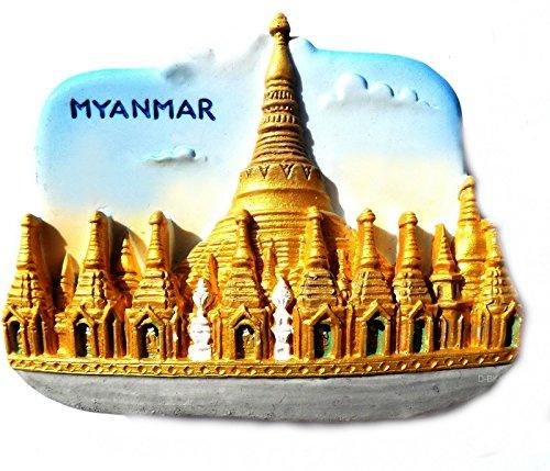 christmas-gifts-resin-fridge-magnet-burma-shwedagon-pagoda-the-great-dagon-pagoda