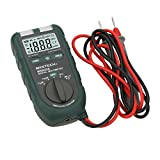 """Constructan(TM) MASTECH 4"""" Mini Auto Range Digital Multimeter DMM Ammeter Multitester Voltmeter Ohmmeter NCV Tester with Flash Light Multimetro"""