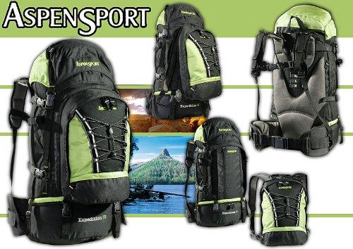 AspenSport - Zaino da trekking Expedition, 70 litri