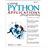 Core Python Applications Programming (Core Series)