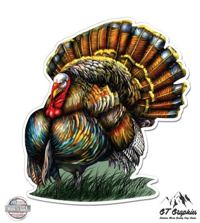 GT Graphics Wild Turkey - 12