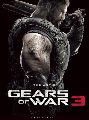 Book Preview: The Art of Gears of War 3