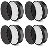 AROVEC AV-P152 Air Purifier Ture HEPA Filter, AV-P152-RF4PACK (4 Pack)