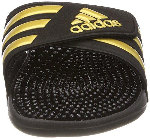 y 000 Playa Adidas Dormet Piscina Negbás Adissage Hombre Negbás para Zapatos Negro de 76UIxUw